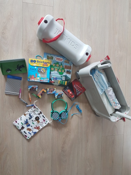 Jetkids and what we packed